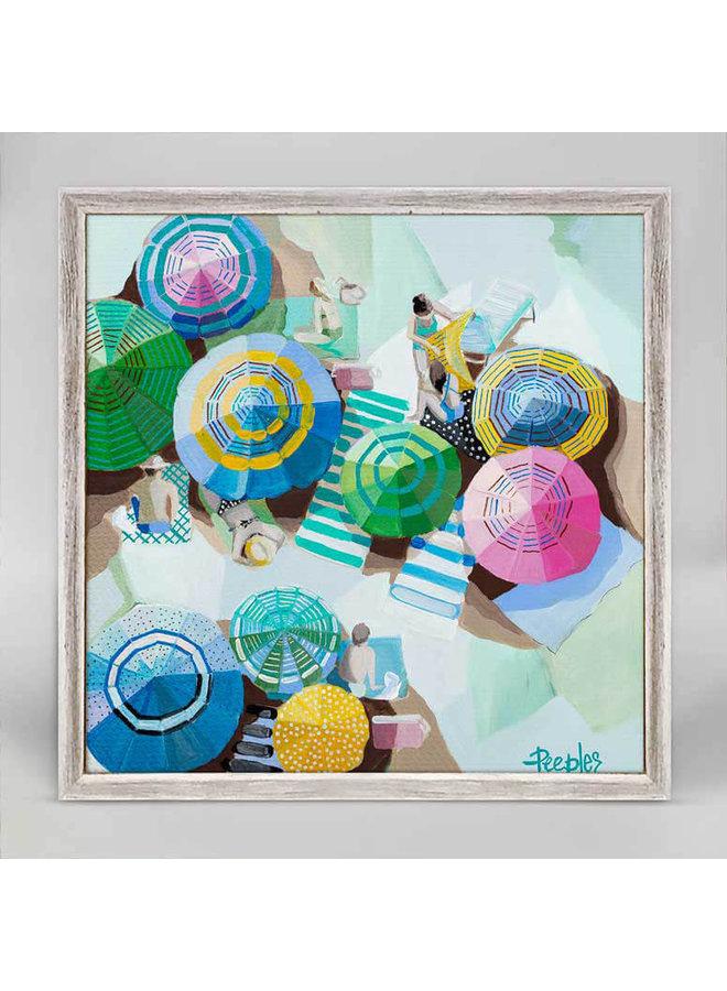 Margarita Sands 6x6 Mini Wall Art