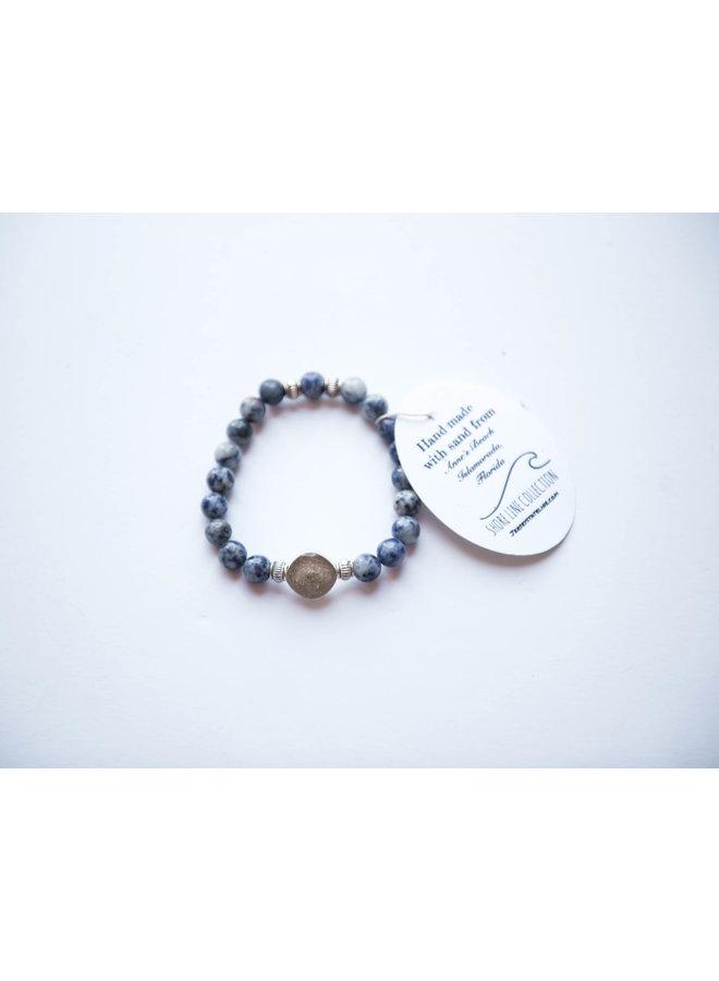 Semi Precious Islamorada Sand Bracelets
