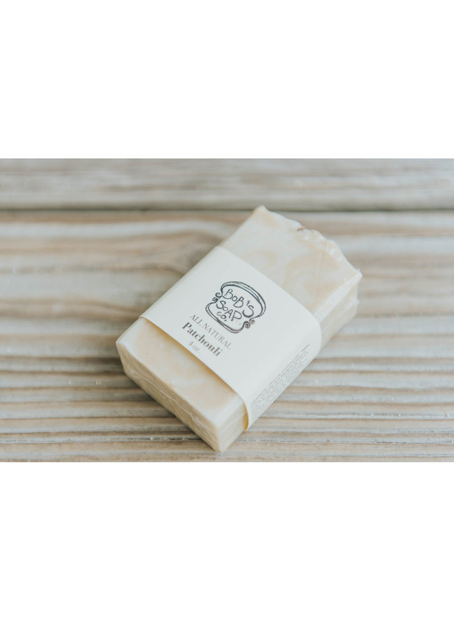 Patchouli Soap - Bob's Soap Co.