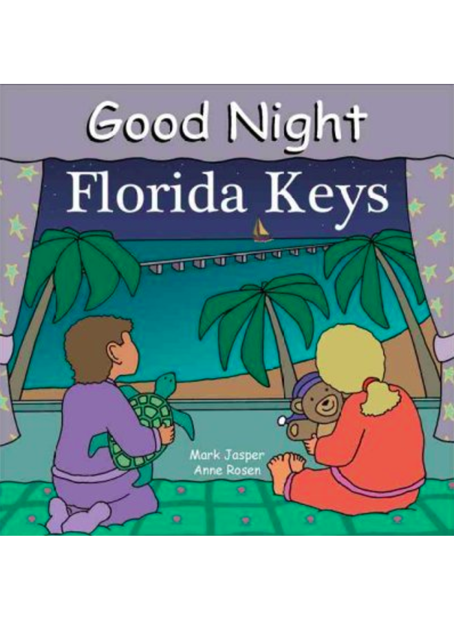 Good Night Florida Keys Book