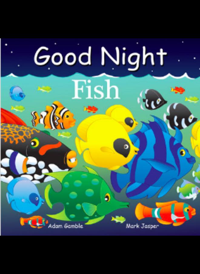 Good Night Fish Book