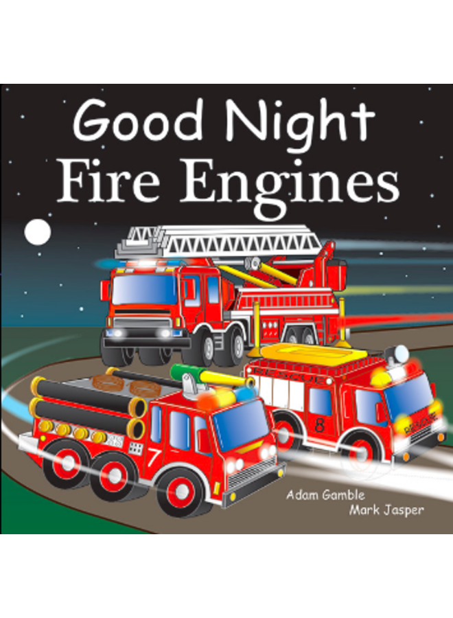 Good Night Fire Engines