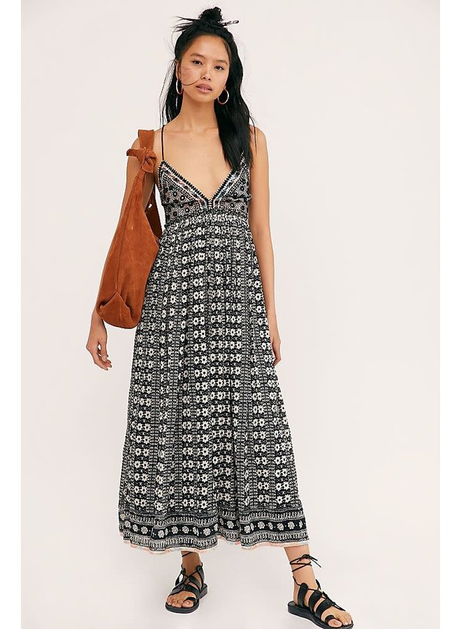 Good Vibes Midi Dress by Free People