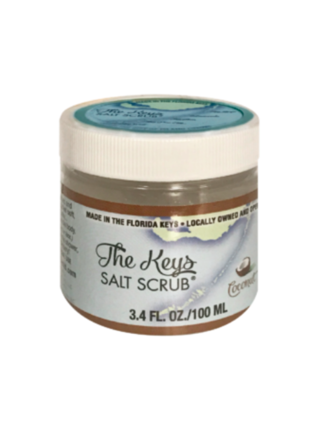 Keys Salt Scrub - Travel Size