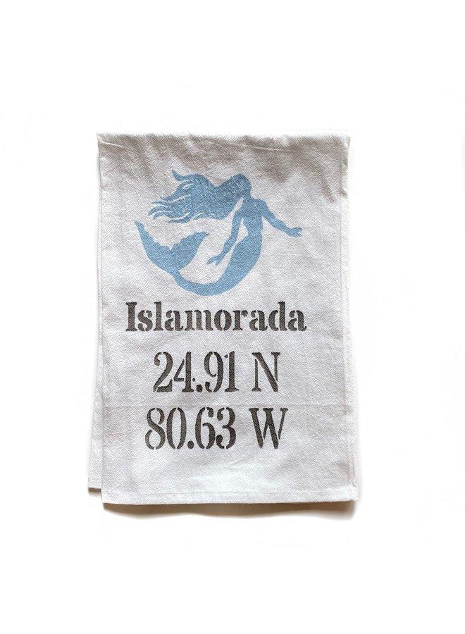 Low Country Linen -  Islamorada Dishtowel