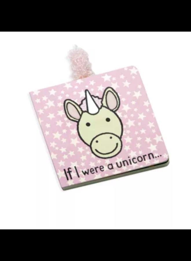 Jellycat - If I Were A Unicorn Book