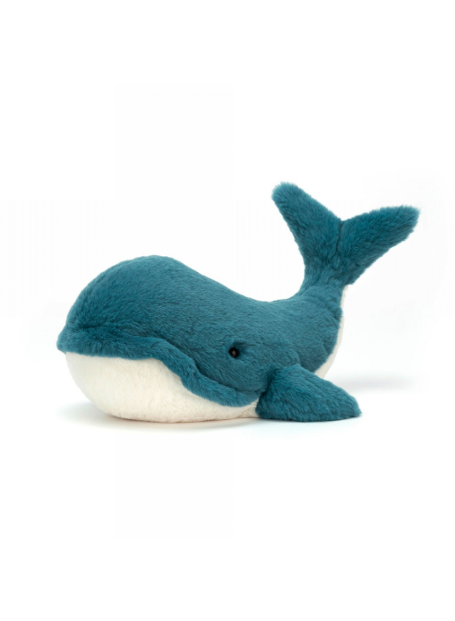 Jellycat - Wally Blue Whale Small