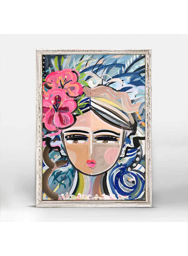 She Is Fierce - Panema 5x7 Mini Wall Art