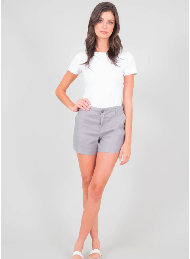 Andie Shorts - Gravity Grey by Level 99