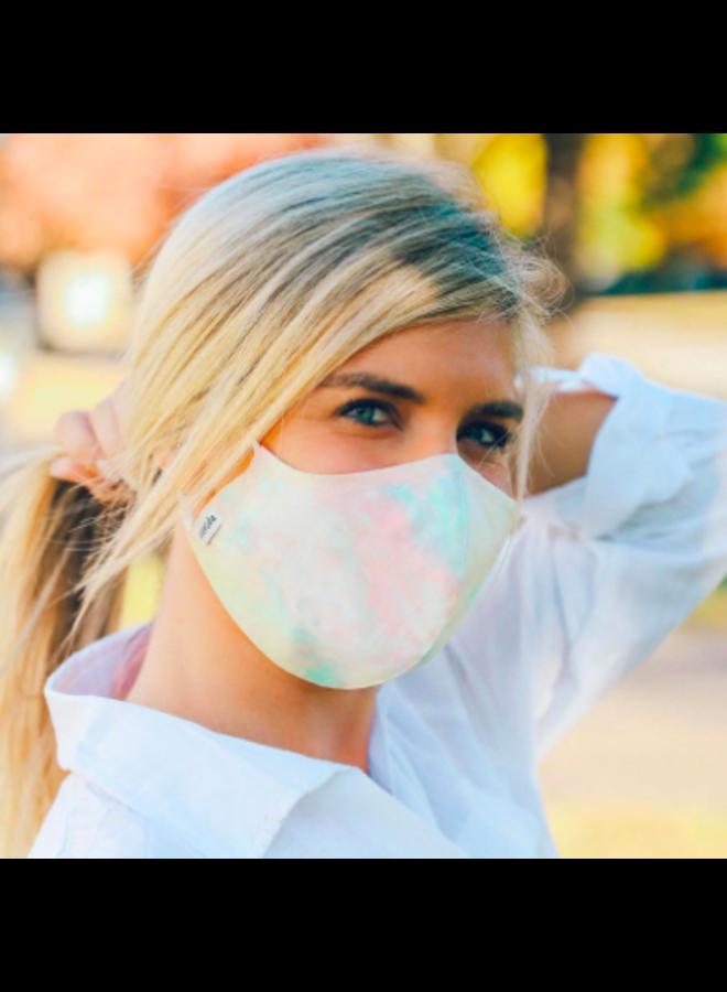 Pura Vida Mask - Tie Dye