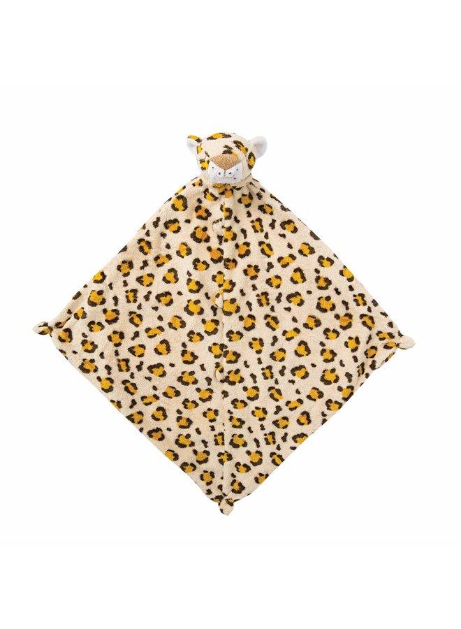 Angel Baby Lovey -Leopard