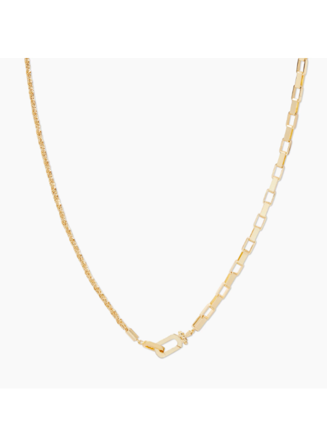 Dylan Rope Necklace - Box & Rope Chain by Gorjana