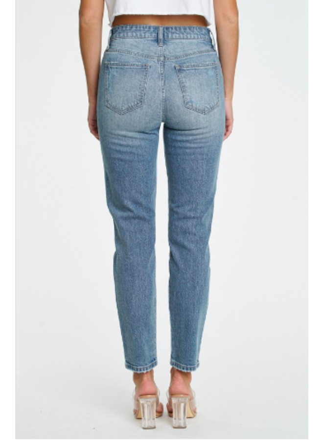 Tobi Super High Rise Ankle Jeans by Eunina - Body Language