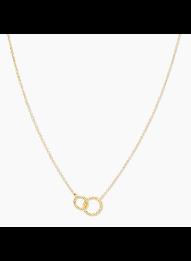 Crew Charm Necklace by Gorjana