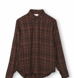 Billy Reid Plaid Shirt