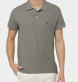 Billy Reid Cotton Polo