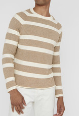 Billy Reid Striped L/S Crew