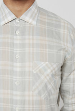 Billy Reid Plaid Button Up