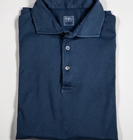 Fedeli L/S Cotton Polo