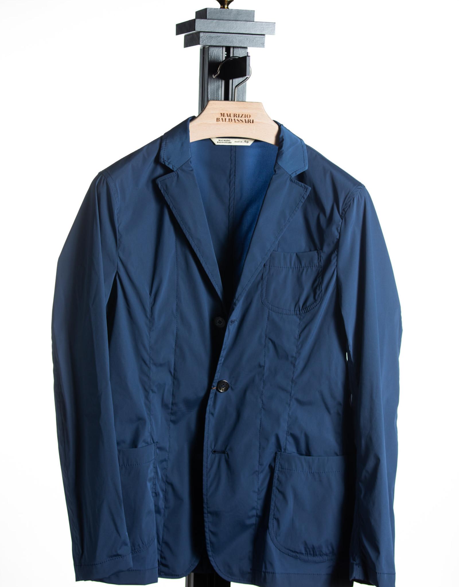 MAURIZIO BALDASSARI Nylon Stretch Jacket