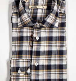 MAURIZIO BALDASSARI Plaid Button Up