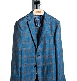 MAURIZIO BALDASSARI Plaid Soft Coat