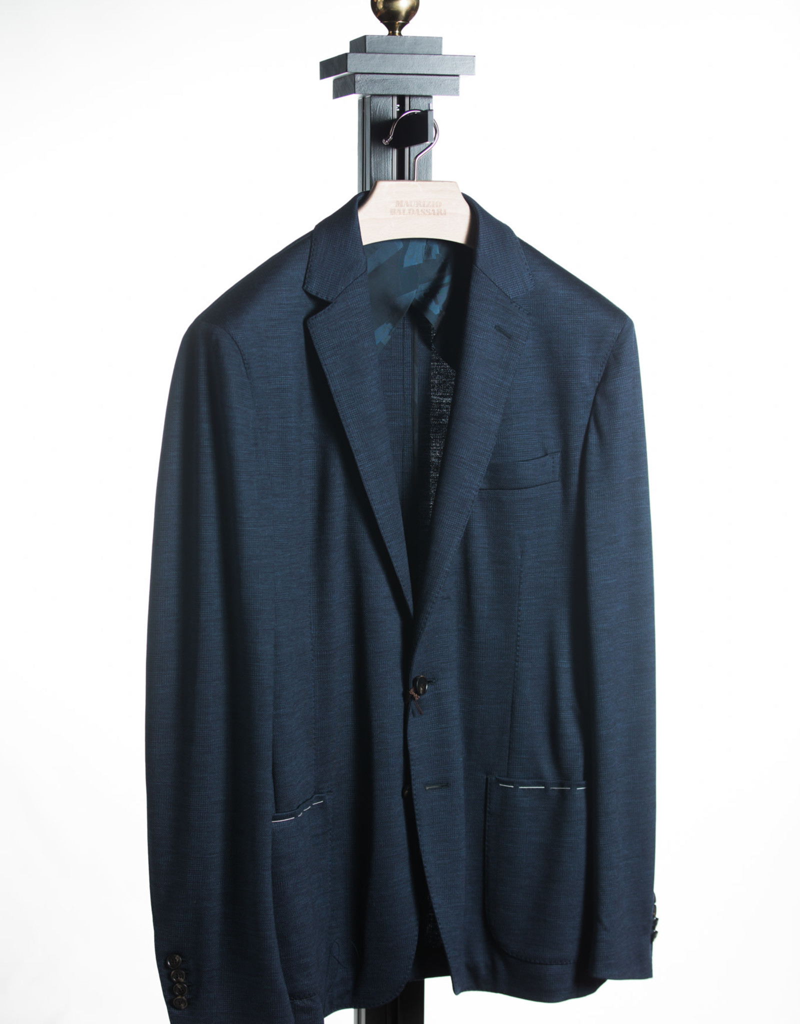 MAURIZIO BALDASSARI Knit Soft Coat