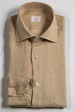 CALIBAN  Linen Button Up