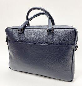 Sergio Gavazzeni Leather Briefcase