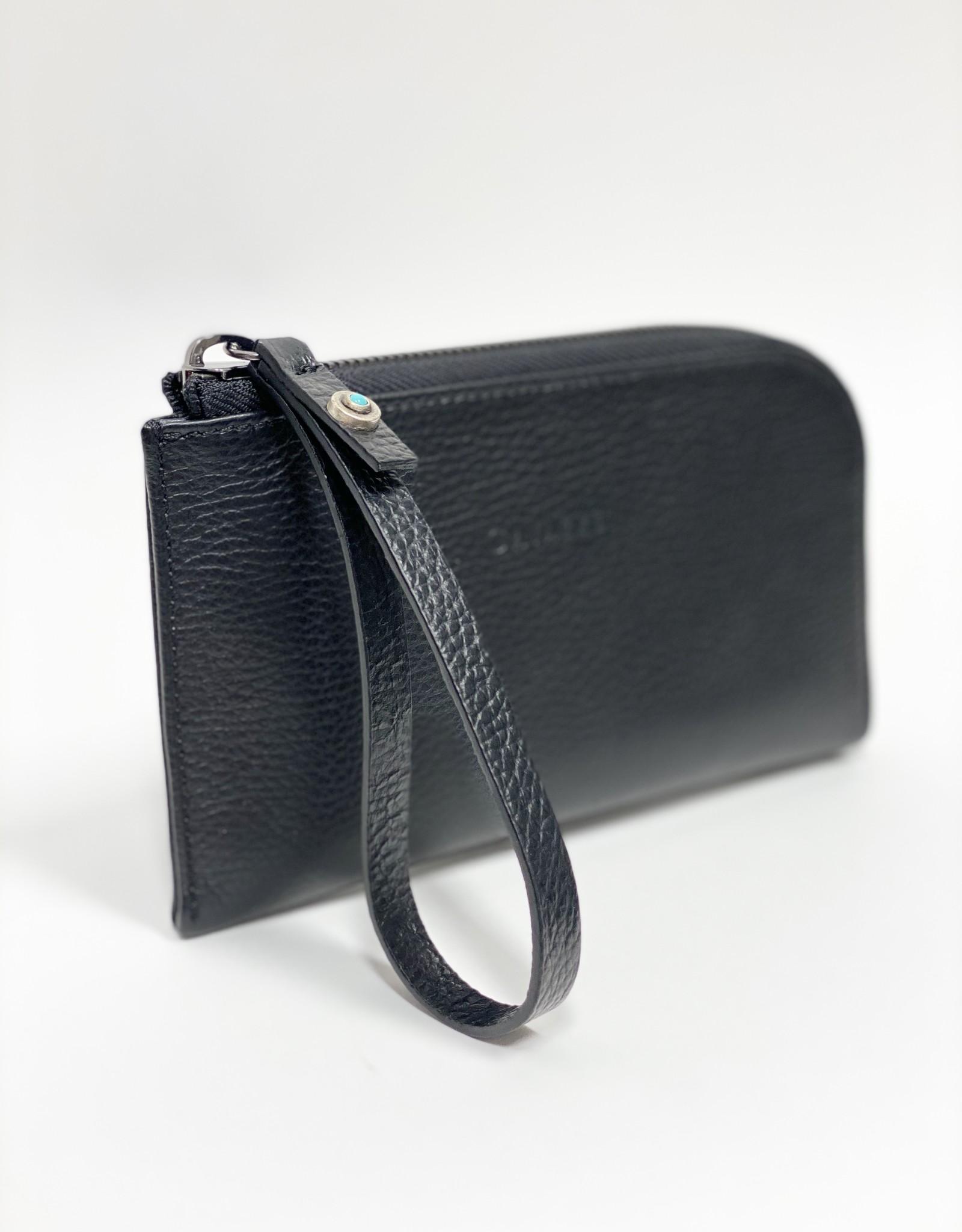 Sergio Gavazzeni Leather Pouch
