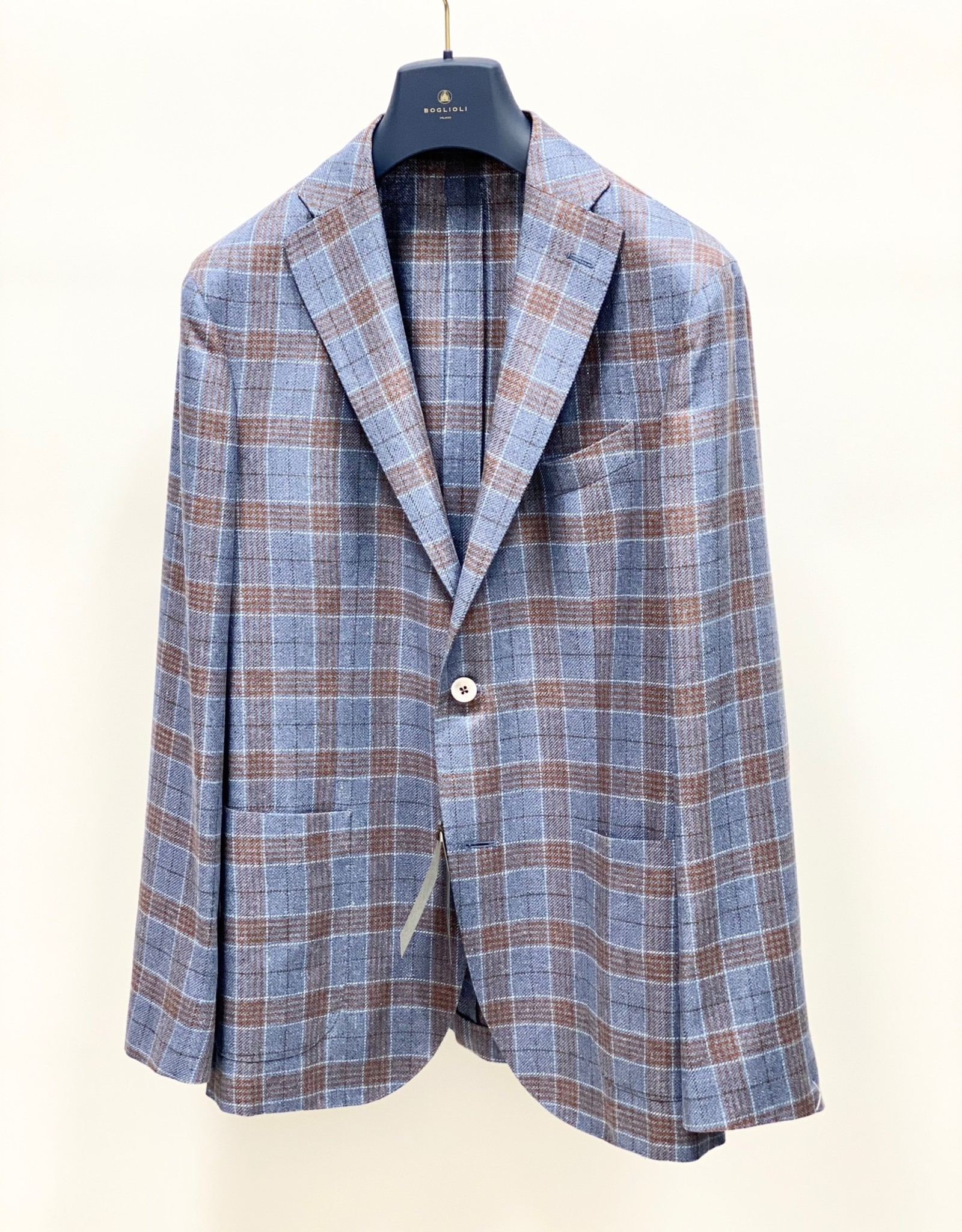 BOGLIOLI Unconstructed Soft Coat