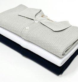MAURIZIO BALDASSARI Knitted S/S Polo