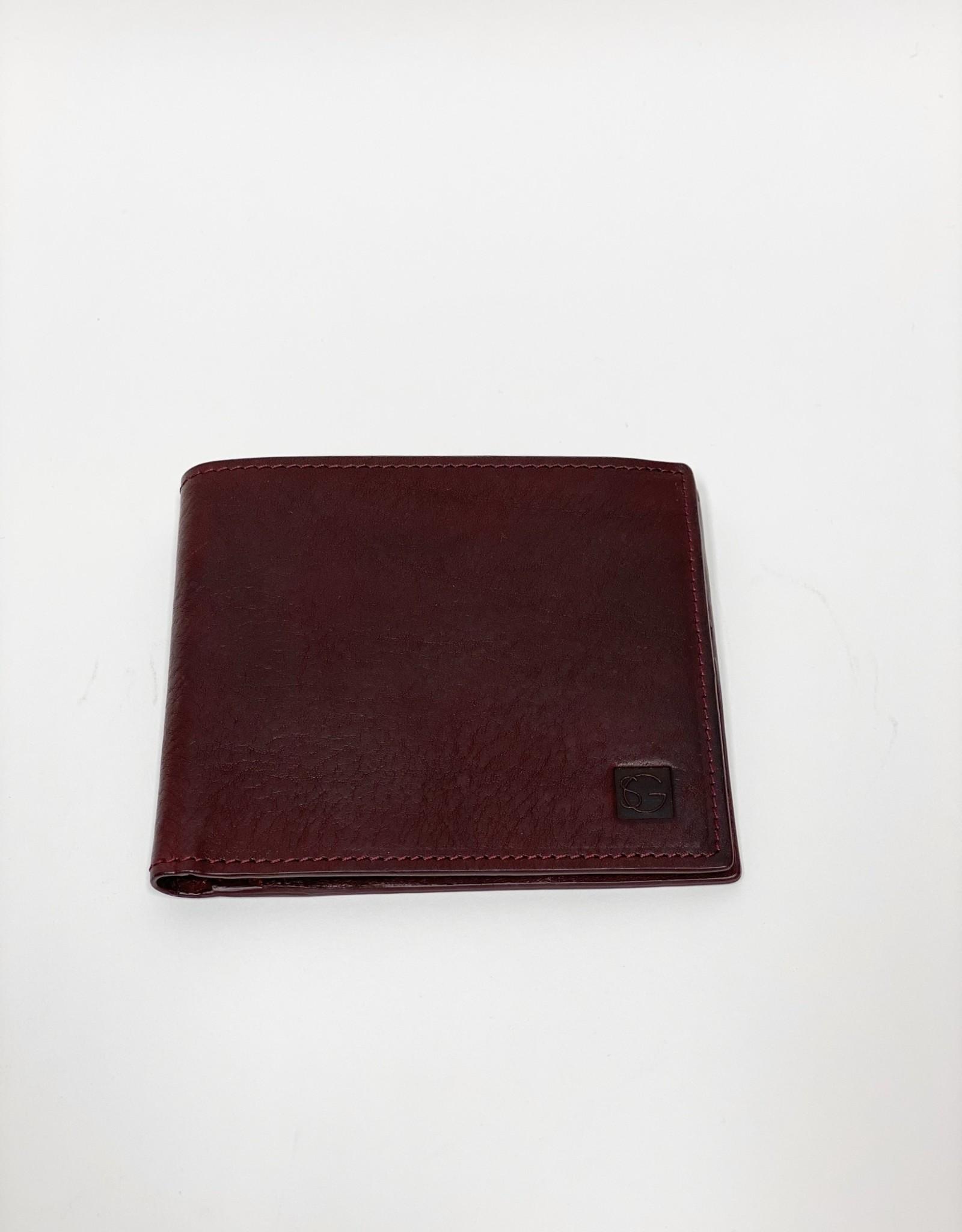 Sergio Gavazzeni Leather Wallet