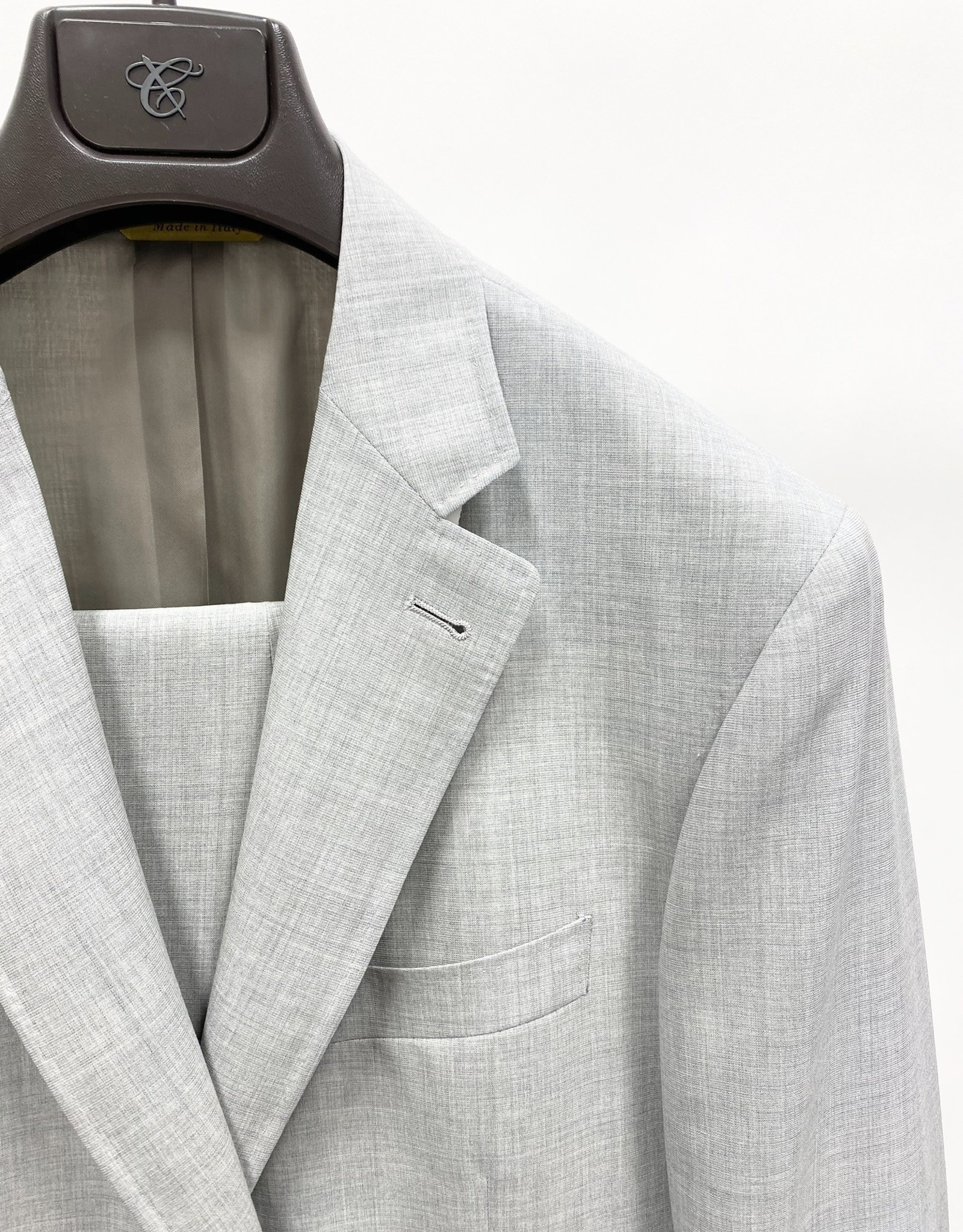 Canali Summer Wool Suit