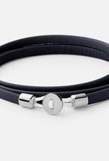 Miansai Nexus wrap bracelet Sterling