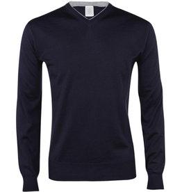 Eleventy V Neck Sweater