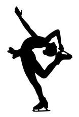 A&R A&R Figure Skater Magnet