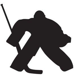 A&R A&R Hockey Goalie Magnet