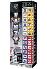 Master Pieces Master Pieces NHL Fanzy Dice Game