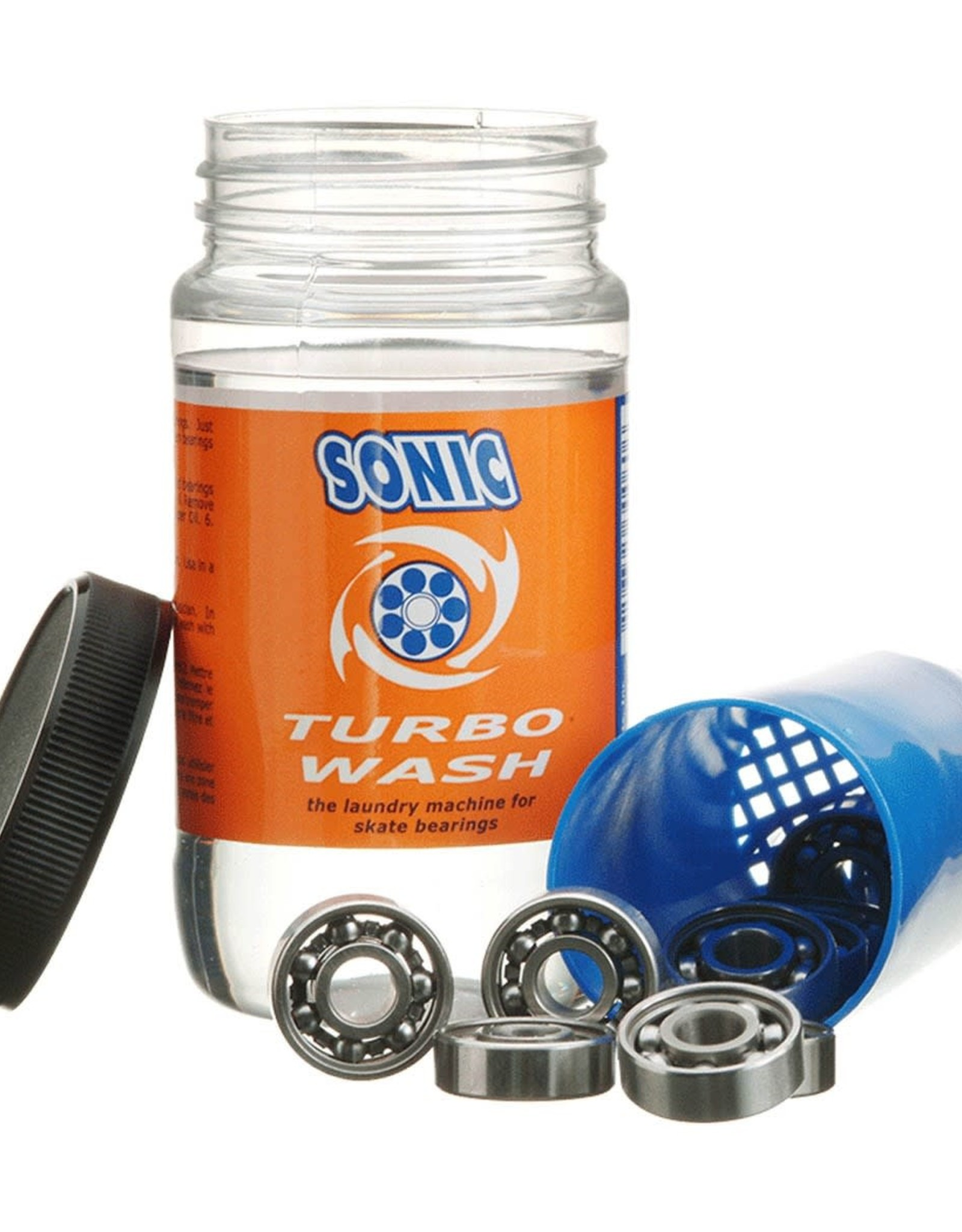 Sonic Sonic Turbo Wash
