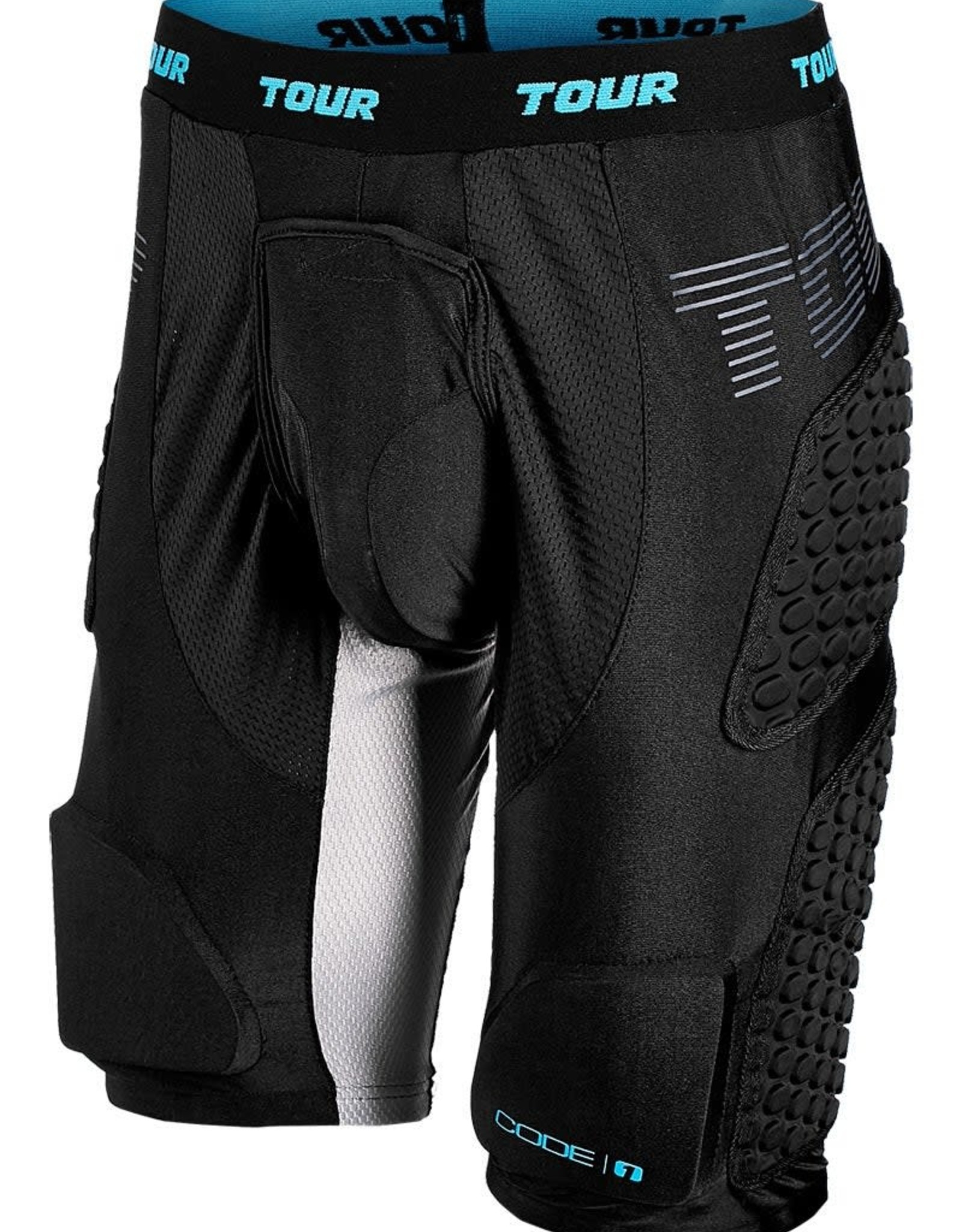 Tour Tour Code 1 Roller Hockey Girdle