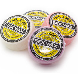 Sex Wax Mr. Zogs Sex Wax Hockey Wax