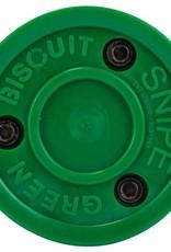 Green Biscuit Green Biscuit Snipe Shooting Puck (GREEN)