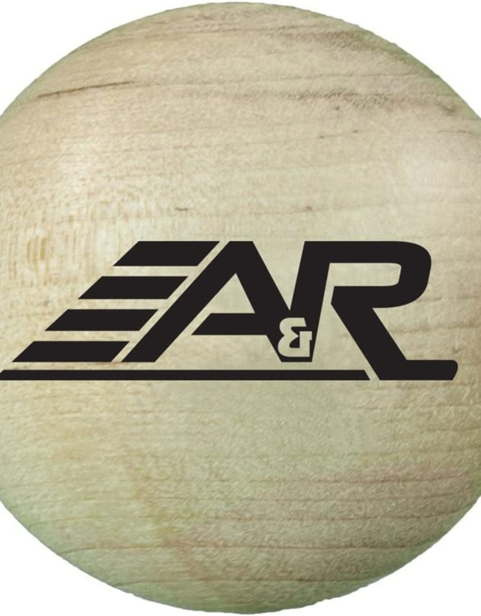 A&R A&R Wood Stick Handling Ball