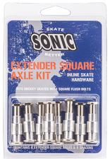 Sonic Sonic Extender Axle Kit (Square)