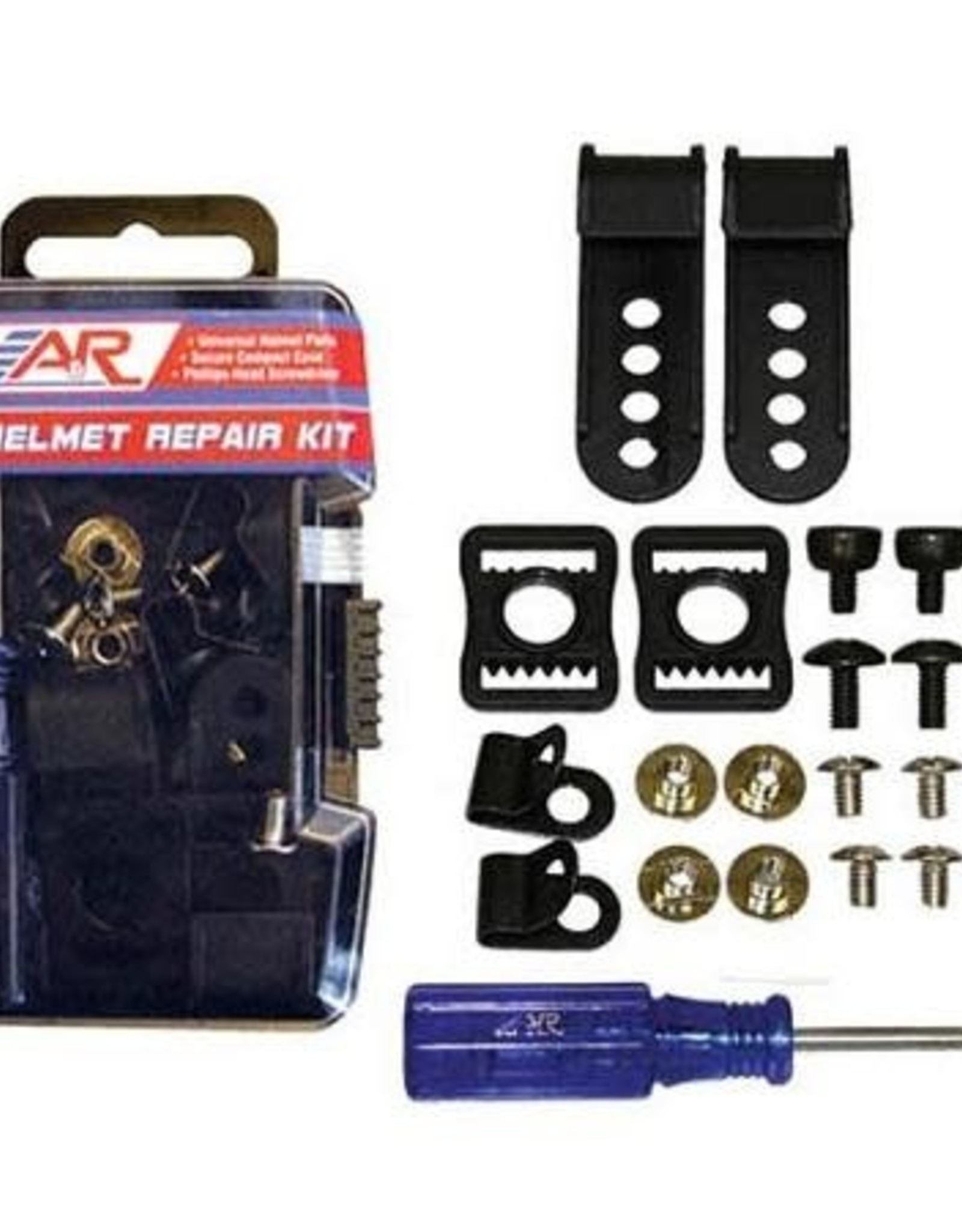 A&R A&R Helmet Repair Kit