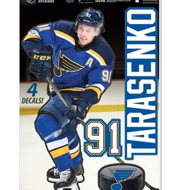 Wincraft Wincraft Tarasenko (Blues) Decal