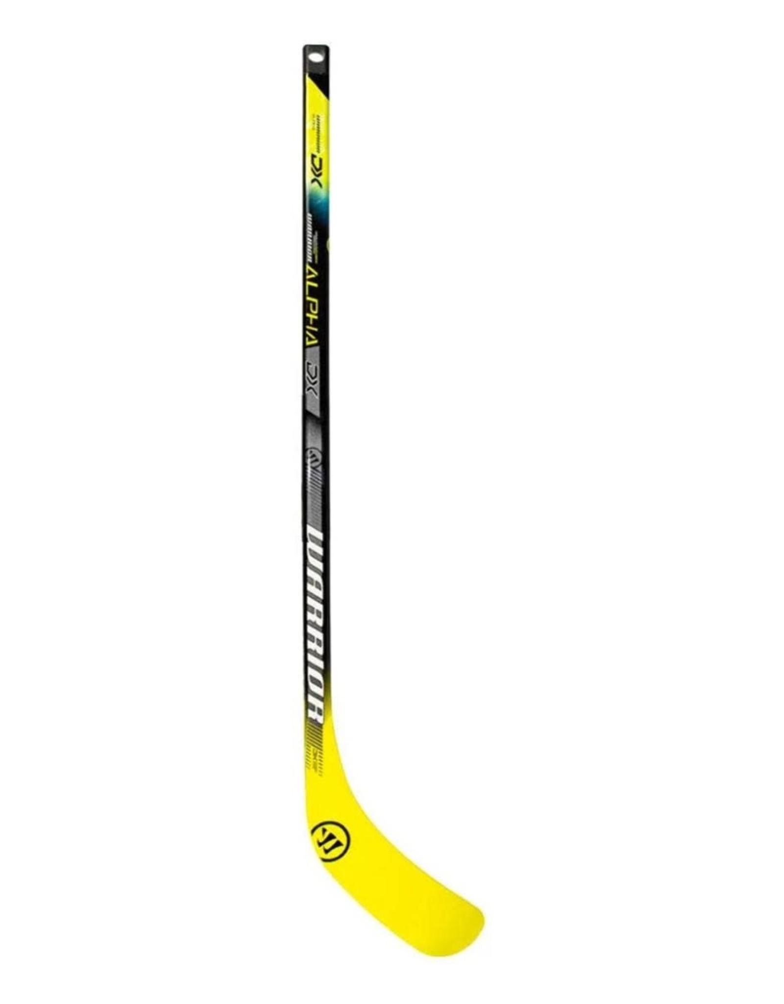 Warrior Warrior Alpha DX Mini Composite Stick Black/Yellow