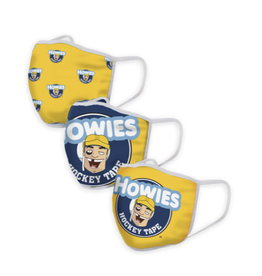 Howies Howies Protective Masks (3 Pack)