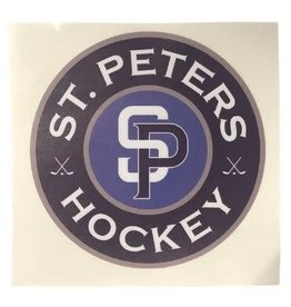 TGP Services St. Peters Hockey Club Car Decal (2020)